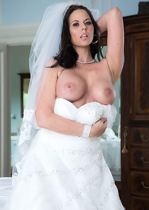 Naked Mature Bride Porn Pictures