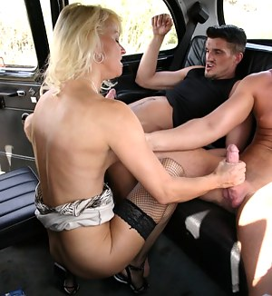 Naked Mature MMF Porn Pictures