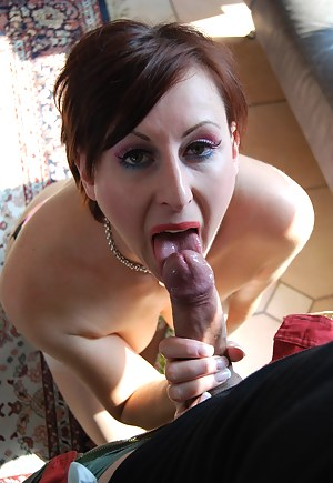 Naked Mature POV Porn Pictures