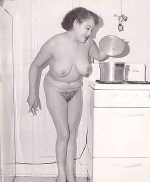Naked Mature Vintage Porn Pictures