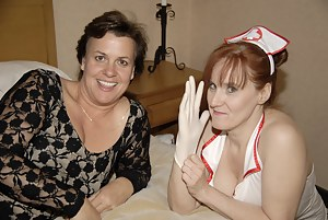 Naked Mature Nurse Porn Pictures