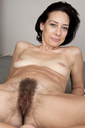 Naked Mature Small Tits Porn Pictures